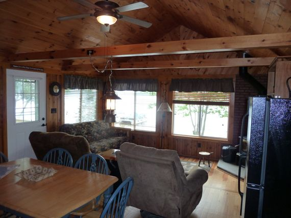 Tabbert 39 S Up North Cabin Home Rental On Lost Lake St